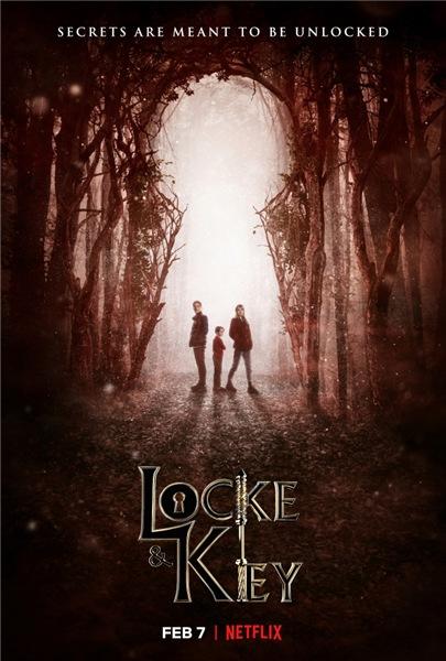 Сериал Замок и ключ (2020)